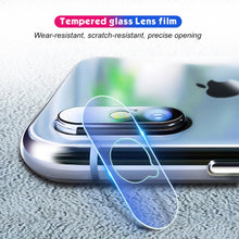 Load image into Gallery viewer, iPhone X Series Back Tempered Glass