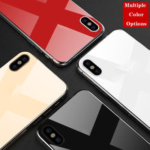 Load image into Gallery viewer, iPhone X Series (3 in 1 Combo) Back Tempered Glass + Front Tempered Glass + Camera Lens Guard