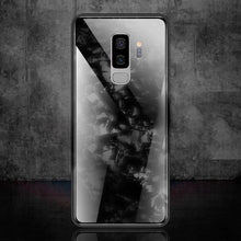 Load image into Gallery viewer, Galaxy S9 Plus Dream Shell Textured Marble Case