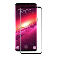 Load image into Gallery viewer, Galaxy S9 Plus Curved Edge 4D Tempered Glass
