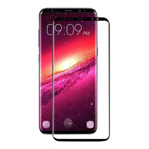 Galaxy S9 Plus Curved Edge 4D Tempered Glass
