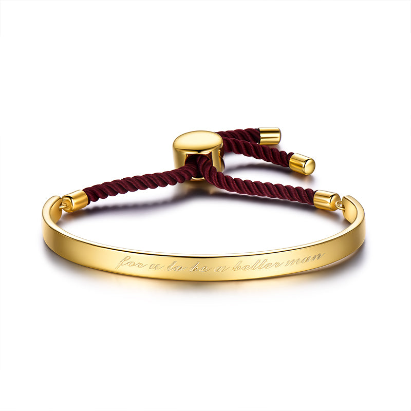 Free Expansion Gold Bracelet