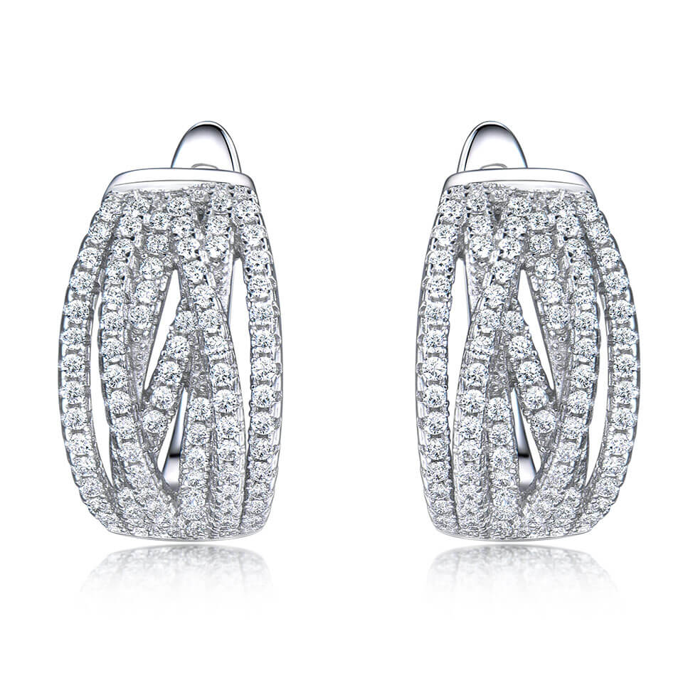 Rendy Zircon Earrings
