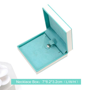 Exquisite Green Gift Box