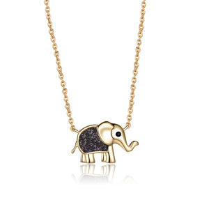 Load image into Gallery viewer, Lovely Elephant Necklace