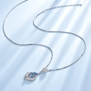 Load image into Gallery viewer, Nano sapphire Necklace
