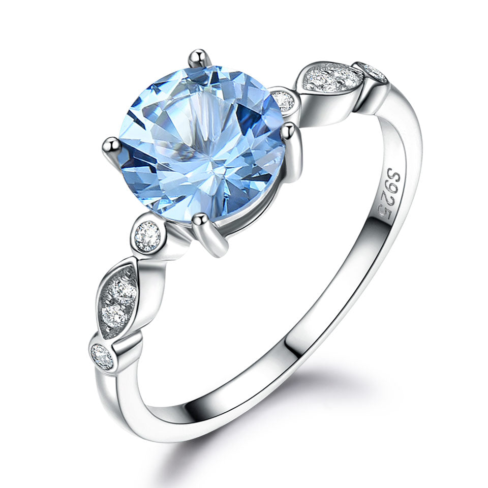 Topaz Gemstone Ring