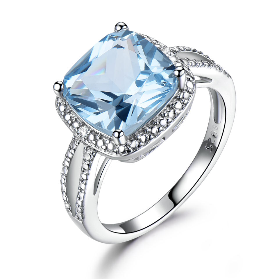 Great Topaz Ring