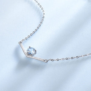 Load image into Gallery viewer, Nano Topaz Necklace