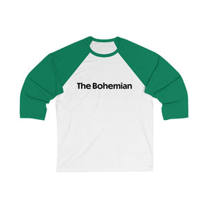 Enneagram 'The Bohemian' Type 4 With A 5 Wing - Unisex 3/4 Sleeve Baseball Tee