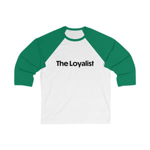 Enneagram 'The Loyalist' Type 6 - Unisex 3/4 Sleeve Baseball Tee