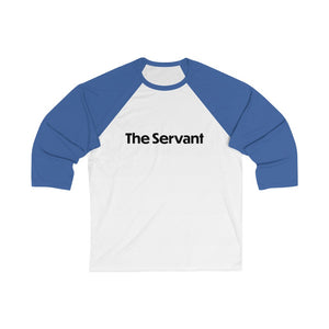 Enneagram 'The Servant' Type 2 With A 1 Wing - Unisex 3/4 Sleeve Baseball Tee