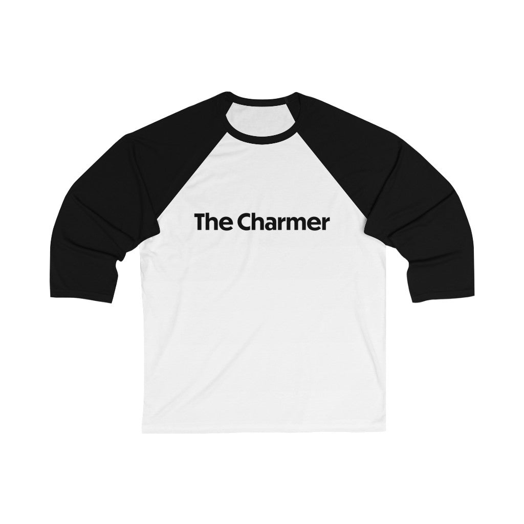 Enneagram 'The Charmer' Type 3 With A 2 Wing - Unisex 3/4 Sleeve Baseball Tee
