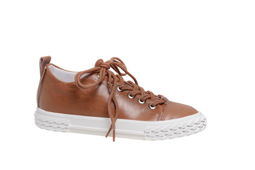 *NEW* Bulgari Fendi Leather Sneakers