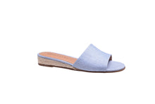 Load image into Gallery viewer, Blue-Jean, Slip On Wedges