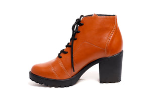 *NEW* Whisky Napa Combat Booties