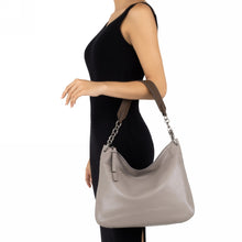 Load image into Gallery viewer, Pre-Order Luz da Lua - Medium Shoulder Bag 6356 - New Ridge/Vitello