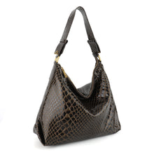 Load image into Gallery viewer, Pre-Order Luz da Lua - Medium Shoulder Bag 6358 - Vibora/Saara