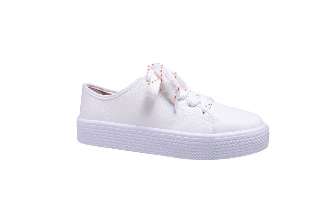 White Napa Sneakers