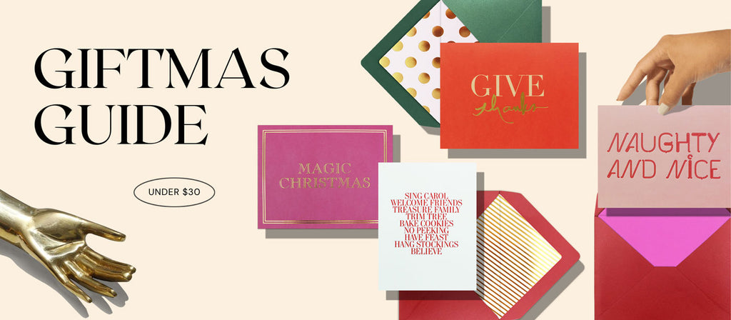 5 Christmas Gift Ideas Under $30