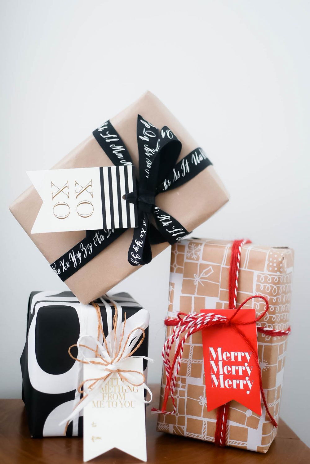 Present Gift Tags