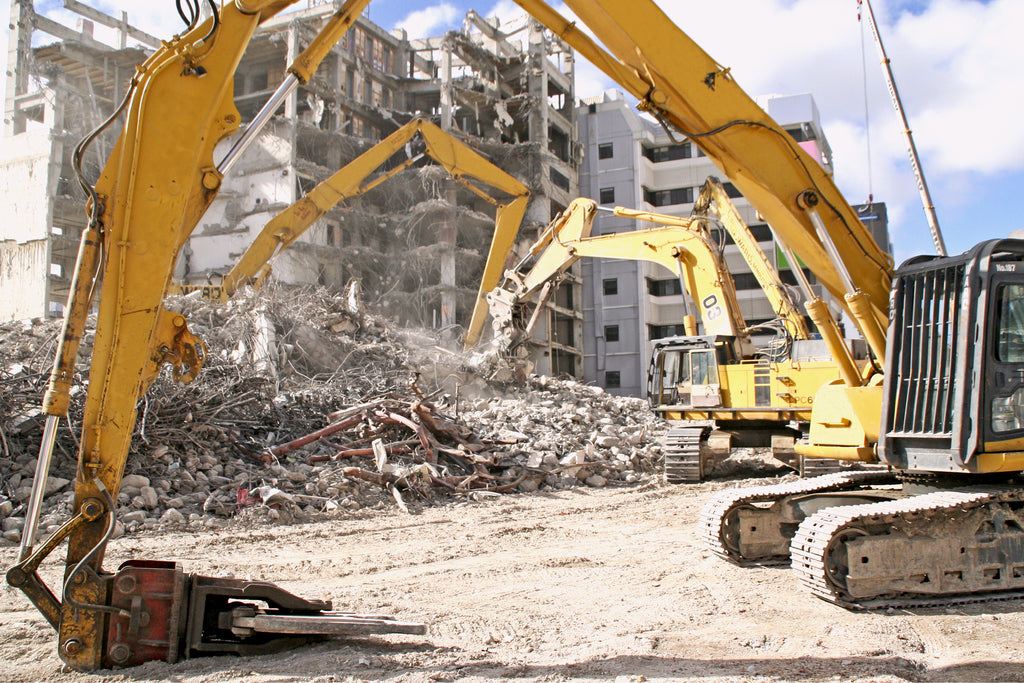Asbestos Surveys for Demolition and Refurbishment