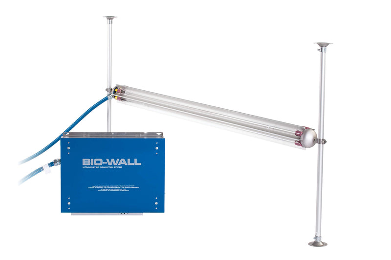Sanuvox Biowall – UV Air Sterilisation System