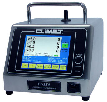 Climet Particle Counters