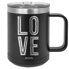 Sevenly | Love Mug | Sympathy Gift Idea