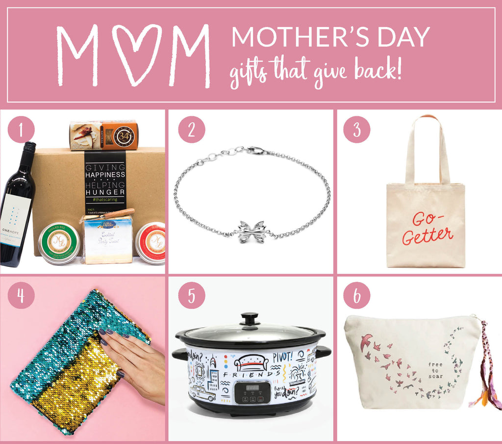 That's Caring Mother's Day Gifts that Give Back