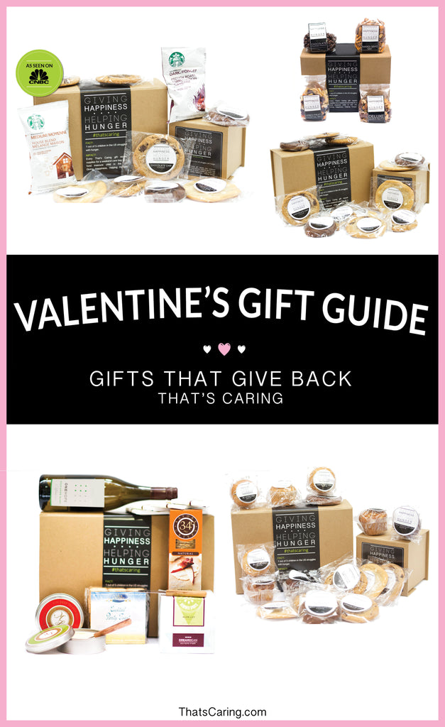 Valentine's Day Gifts that Give Back | That's Caring