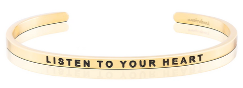 Listen to Your Heart Bracelet That Gives Back
