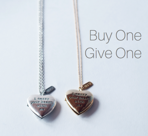 PRET*TY Mother's Day Necklaces That Give Back