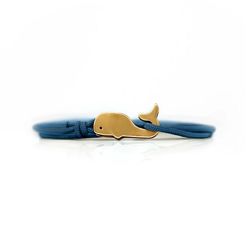 Whale Bracelet That Gives Back