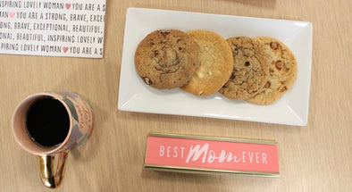 Mother's Day 2020 | Homemade Cookie Cube Box