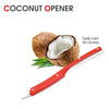 752_Coconut Opener Tool Double-Ended Coconut Knife