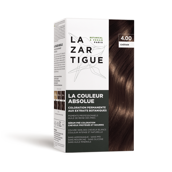 LA COULEUR ABSOLUE 4.00 CHATAIN