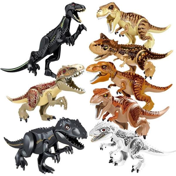 Dinosaurs Figures Bricks