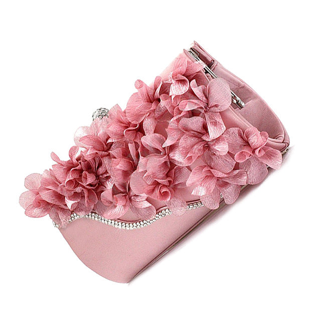 Clutch Flower Bag