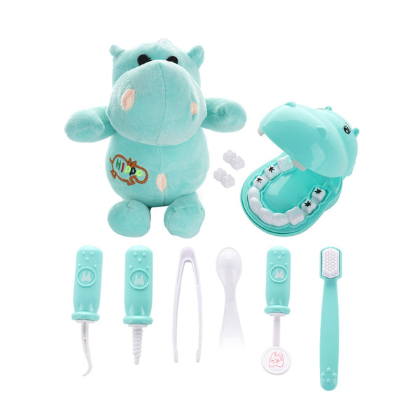 Plush Play Dentist Check  Toys