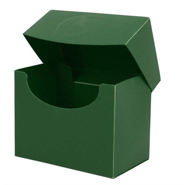 BCW Deck Case - Side Load - Green