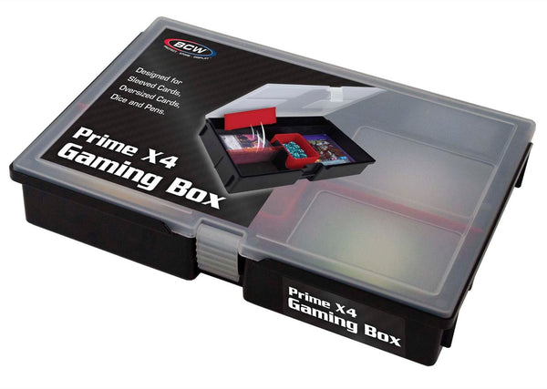 BCW Prime X4 Gaming Box