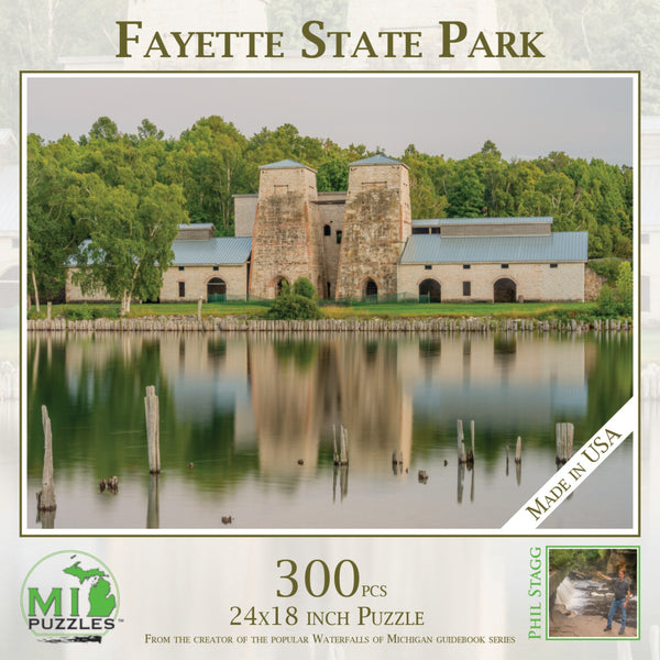 300 Fayette State Park