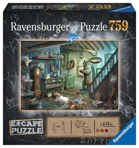759 Escape Puzzle - Forbidden Basement
