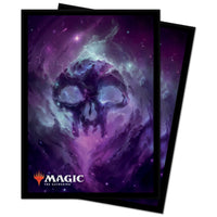 MtG Sleeves Celestial Swamp (100)