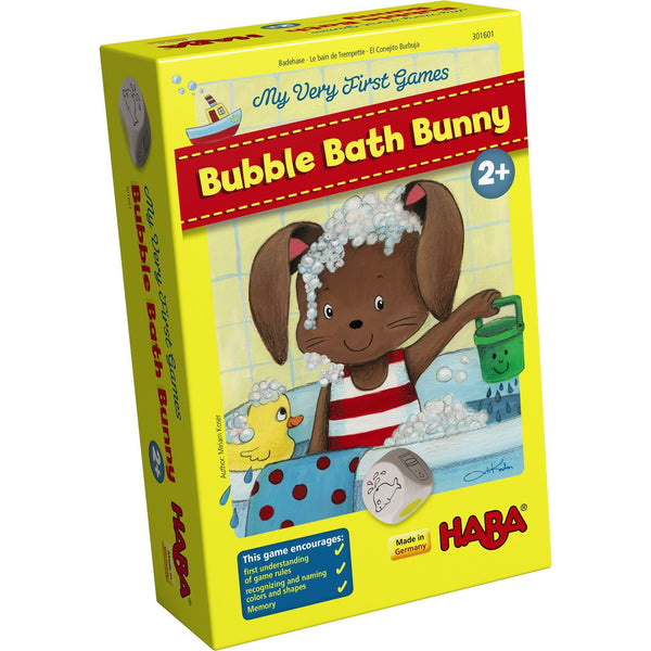 First Games Bubble Bath Bunny