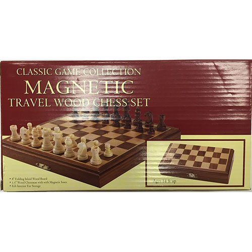 "8"" Magnetic Travel Chess"