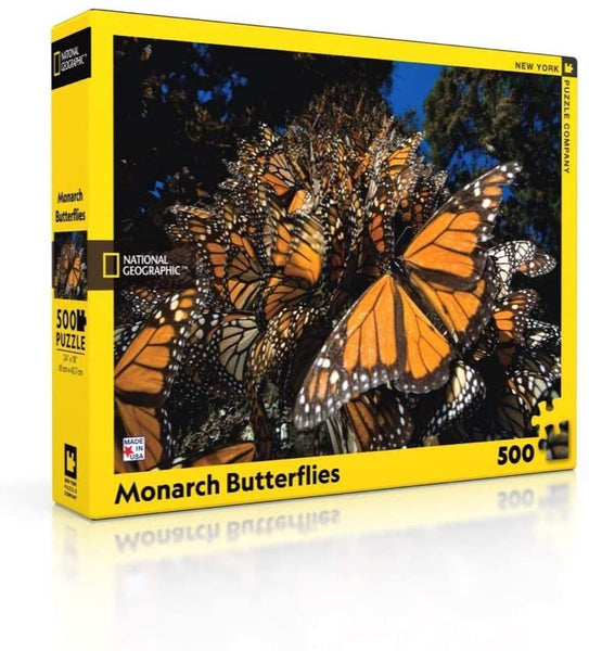 500 Monarch Butterflies