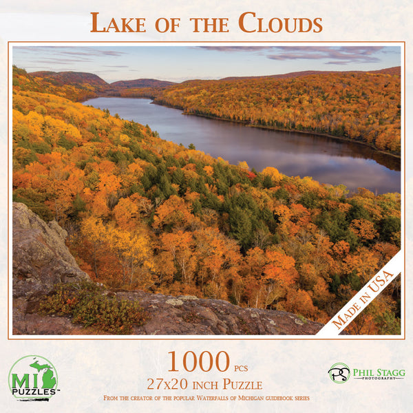 1000 Lake of the Clouds