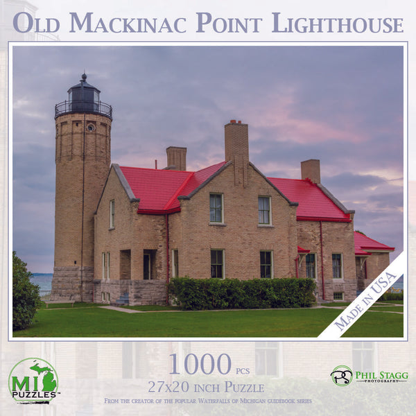 1000 Old Mackinac Point Lighthouse